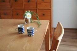 無垢材のダイニングテーブルなど、手作りの家具を暮らしに取り入れてみませんか?