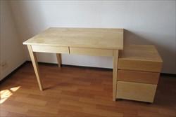 学習机やシンプルなオーダーメイド家具なら、無垢材を使用して製作を行う【家具工房ログ】へ